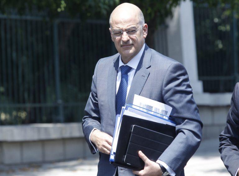 Δένδιας: Δεν θα κάθομαι να παρατηρώ τη χώρα μου να διολισθαίνει στην ανομία | Newsit.gr