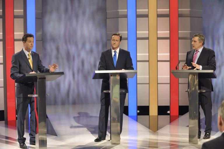 Νικήτης στο ντιμπέιτ ο Νικ Κλεγκ   Newsit.gr