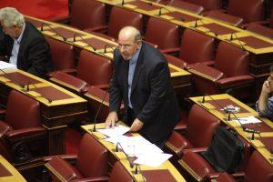 Εκλογές 2015 – Με τον Λαφαζάνη κατεβαίνει ο βουλευτής ΣΥΡΙΖΑ Κωστής Δερμιτζάκης