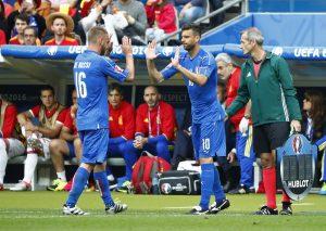 Euro 2016: Πλήγμα στην Ιταλία ενόψει Γερμανίας