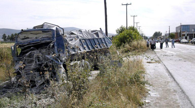 Σπάρτη: Σκοτώθηκε οδηγός φορτηγού | Newsit.gr