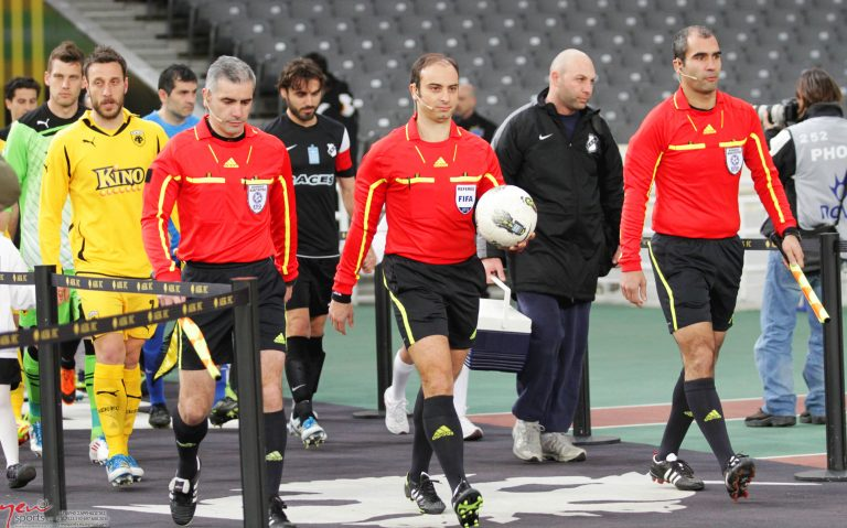 Οι διαιτητές της νέας σεζόν στην Superleague | Newsit.gr