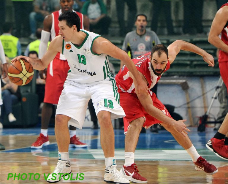 LIVE: Παναθηναϊκός-Ολυμπιακός | Newsit.gr