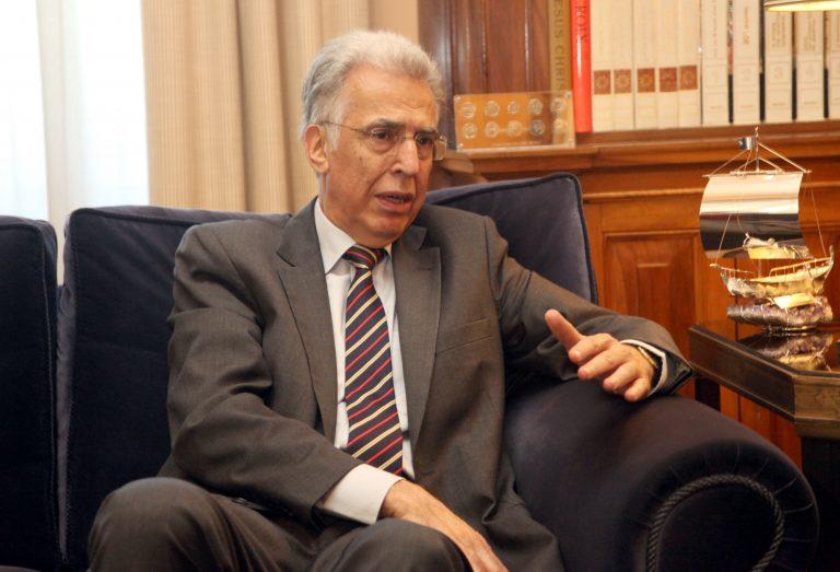 Αποχωρεί ο Νικηφόρος Διαμαντούρος από Ευρωπαίος Διαμεσολαβητής | Newsit.gr