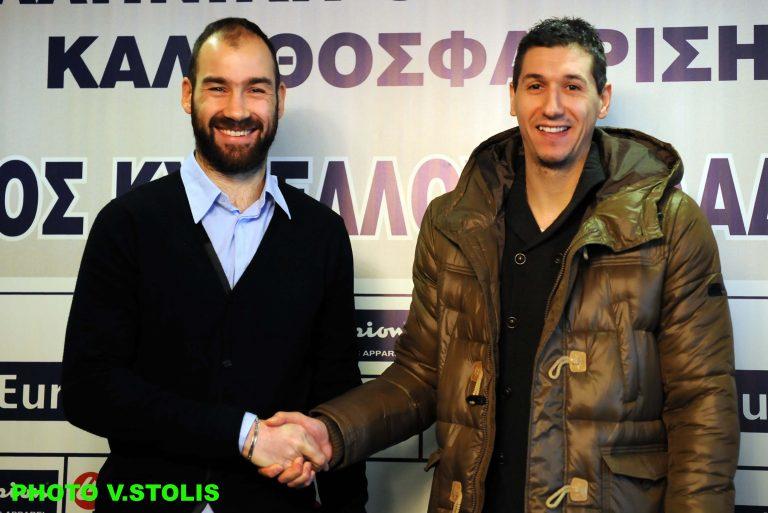 Διαμαντίδης: Έρχονται για…να πετάξουν πέτρες – Σπανούλης:Δεν θα αλλάξουν ποτέ | Newsit.gr