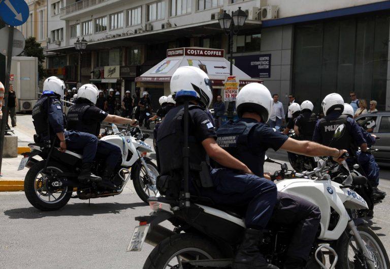 """Επιχείρηση """"ασφαλές κέντρο"""" από σήμερα   Newsit.gr"""