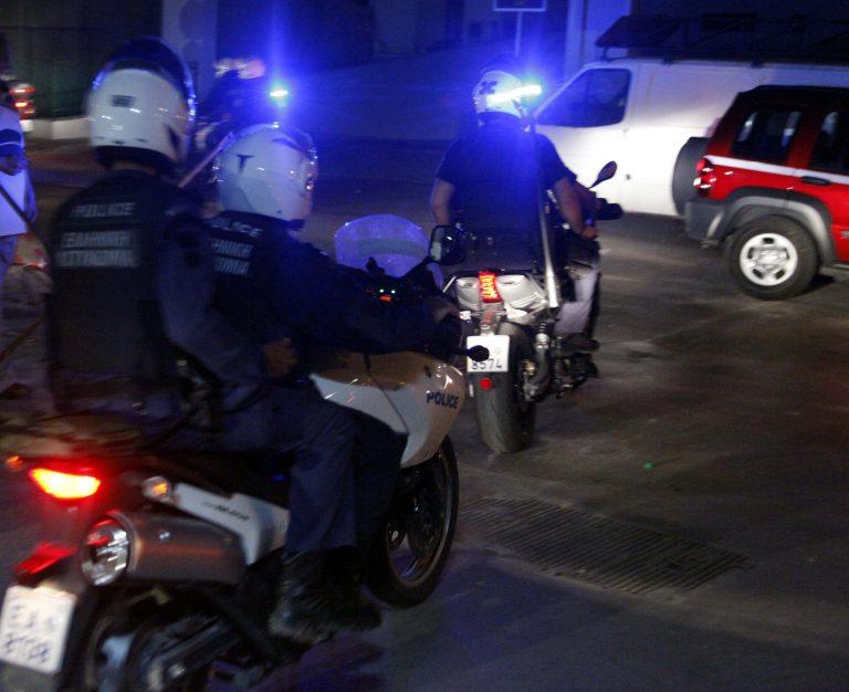 Ένταση στο κέντρο σε μηχανοκίνητη πορεία | Newsit.gr