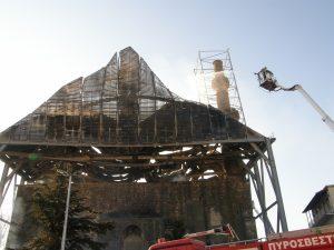 Διδυμότειχο: Ανυπολόγιστη καταστροφή από την πυρκαγιά στο Τέμενος [pics, vids]