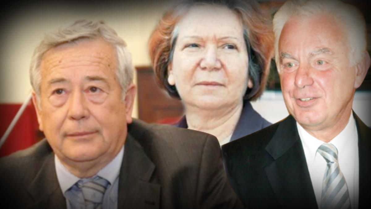 Αυτοί είναι οι τρεις πιθανοί πρωθυπουργοί της υπηρεσιακής κυβέρνησης | Newsit.gr