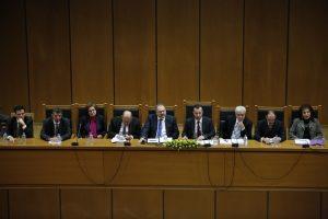 Η Ένωση Δικαστών και Εισαγγελέων για τα συνθήματα στο σπίτι της Νικολού