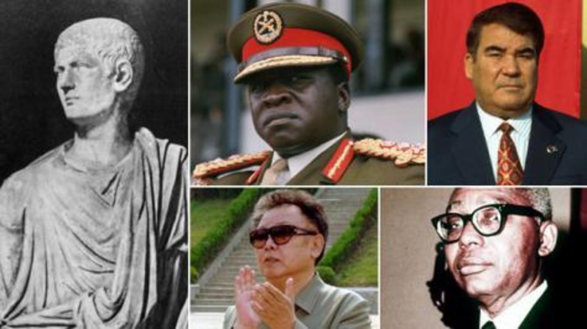 Οι εκκεντρικοί δικτάτορες.Έγιναν και ταινία.Δείτε το βίντεο   Newsit.gr