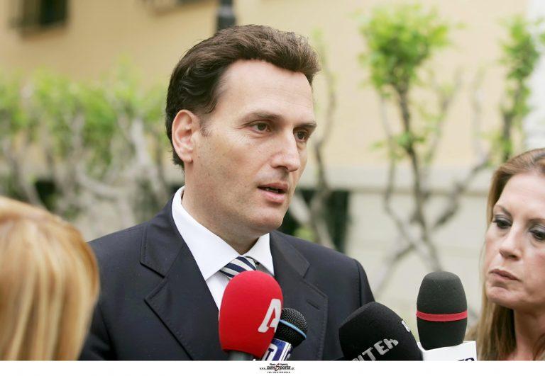 Δημητρακόπουλος: Θα φτάσουμε μέχρι το CAS για το πρόστιμο | Newsit.gr