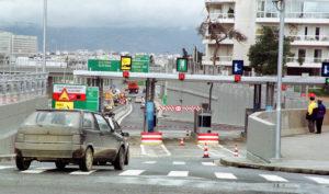 Ληστές χρηματοκιβωτίων: «Χτύπημα» στα διόδια της Αττικής Οδού! «Σήκωσαν» χρηματοκιβώτιο