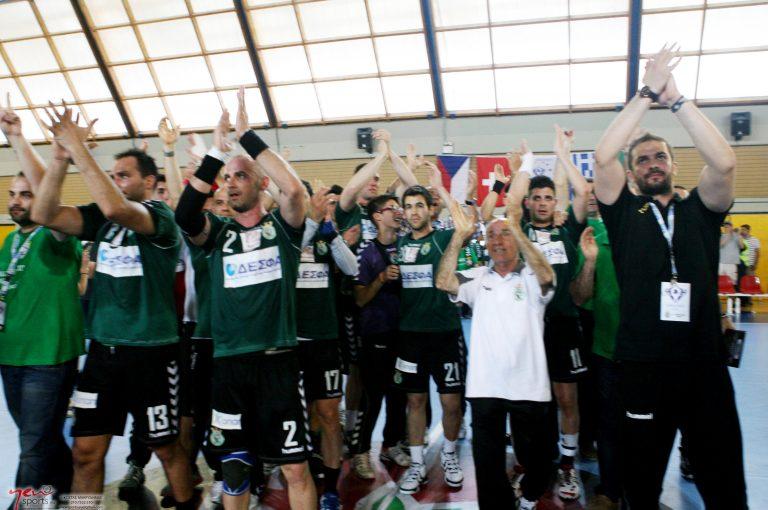 Με τον… αέρα του πρωταθλητή «παρέσυρε» την ΑΕΚ | Newsit.gr