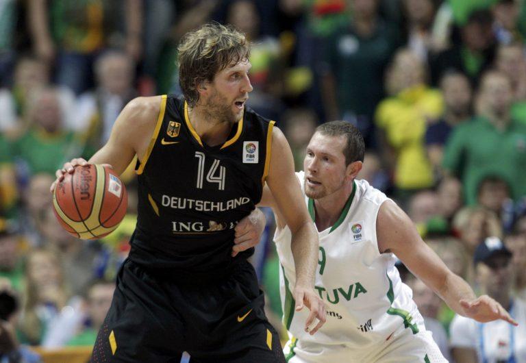 Η δόξα στον Σάρας και στη Λιθουανία – Εκτός Ευρωμπάσκετ ο ΜΕΓΑΛΟΣ Νοβίτσκι   Newsit.gr