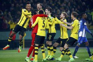 Κύπελλο Γερμανίας: Αποβολή για Παπασταθόπουλο! Στα πέναλτι η Ντόρτμουντ! [vids]