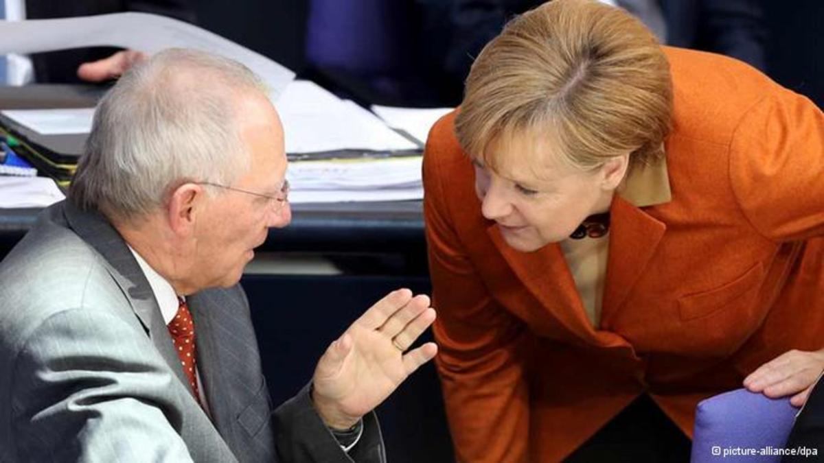Η Γερμανία θα ενδώσει και θα πάρουμε τη δόση | Newsit.gr