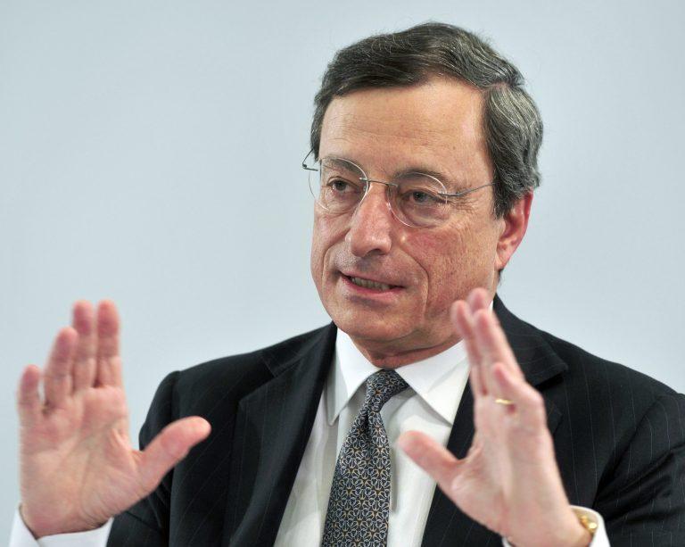 Ντράγκι: Αναδιάρθρωση του ελληνικού χρέους θα συνιστούσε χρηματοδότηση | Newsit.gr