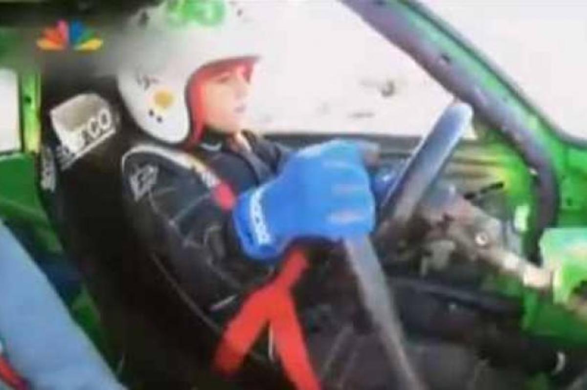 Οδηγός ντρίφτ ετών… 9,5 ! | Newsit.gr