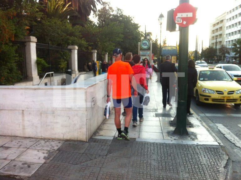Διεθνώς ρεζίλι! Οι μαραθωνοδρόμοι αποκλείστηκαν στο κέντρο   Newsit.gr