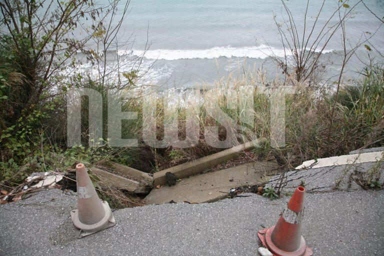 Αποκλειστικό Newsit: Κίνδυνος για κατολισθήσεις λέει το ΤΕΕ | Newsit.gr