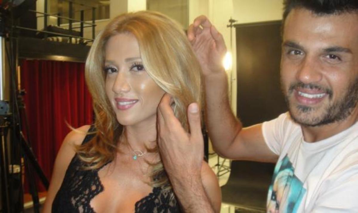 Πάνος Καλίδης – Χρήστος Μενιδιάτης – Στέλλα Καλλή: Backstage Φωτογράφησης VOX | Newsit.gr