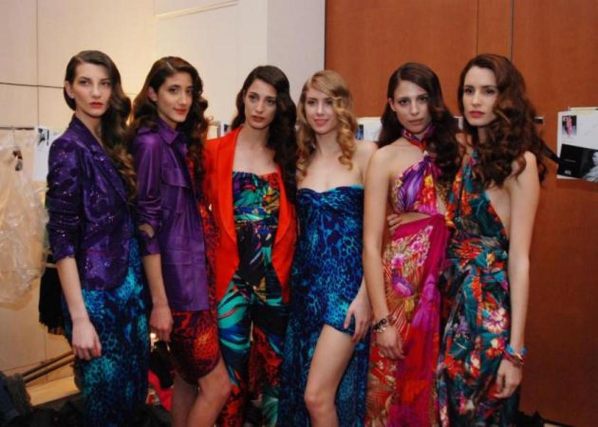 Μπήκαμε στο backastage του Taste the Fashion! Όσα είδαμε στο fashion-gourmet event χθες το βράδυ!   Newsit.gr