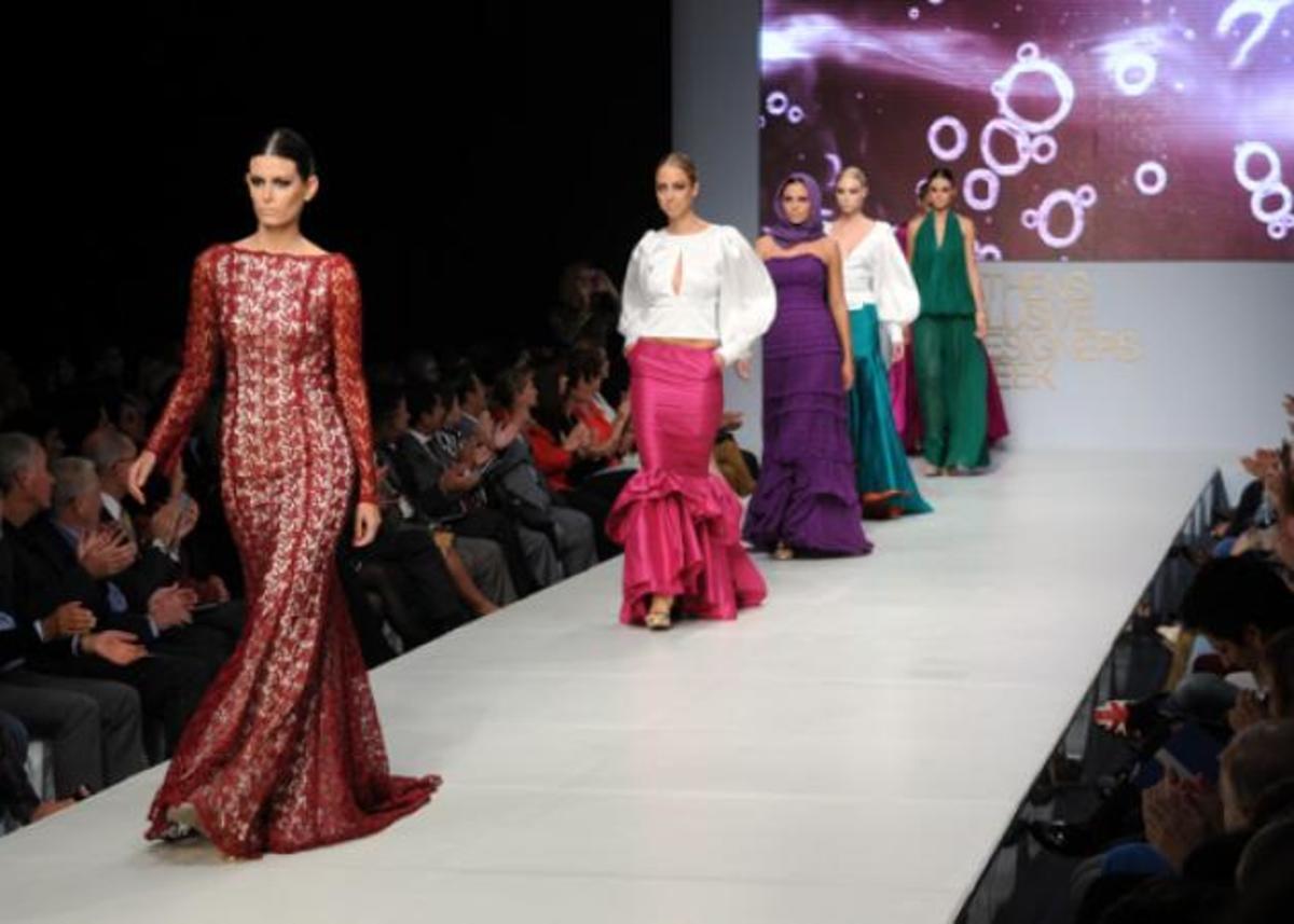 AXDW: Σε μεταφέρουμε στον κόσμο της μόδας! Τι έδειξαν οι Έλληνες σχεδιαστές… | Newsit.gr