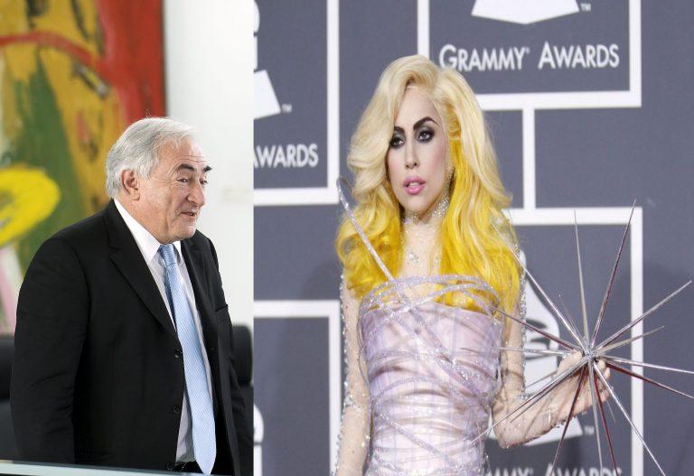 Στρος Καν και Lady Gaga έχουν την μεγαλύτερη επιρροή; | Newsit.gr
