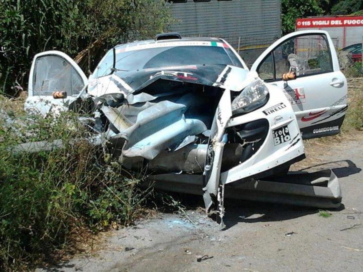 Τραγωδία στην Ιταλία – Νεκρός συνοδηγός σε αγώνα ράλι   Newsit.gr
