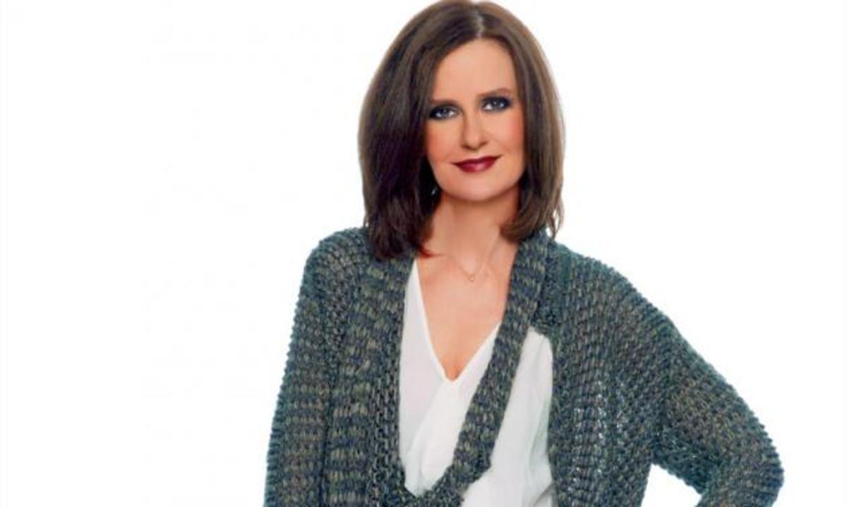 Κάτια Δανδουλάκη : Τι απαντά σε όσους την κατηγορούν για την συμμετοχή της στο «Dancing» ! | Newsit.gr