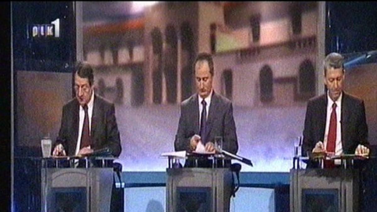 Debate με ολίγον απο Κυπριακό και πολύ απο Ανάν…- ΒΙΝΤΕΟ | Newsit.gr