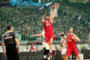 Παναθηναϊκός – Ολυμπιακός  72-59 Τσάκισε… τους «ερυθρόλευκους» το «τριφύλλι»