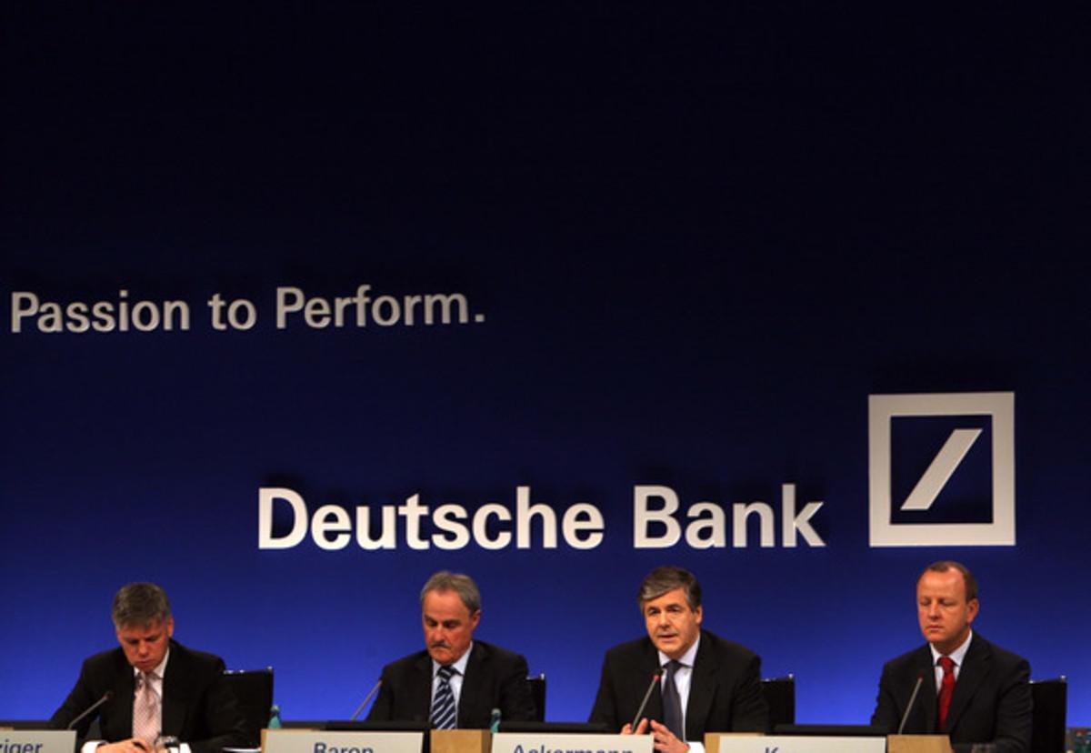 Deutsche Bank: Να βγει από την Ευρωζώνη η Ελλάδα | Newsit.gr