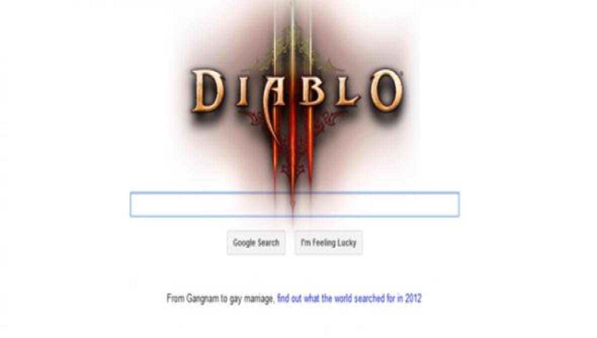 Tο Diablo III στις top αναζητήσεις της Google το 2012! | Newsit.gr