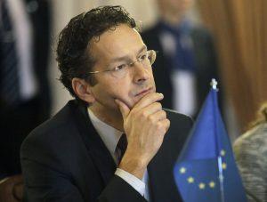 «'Οχι» Ντάισελμπλουμ στη χαλάρωση των κανόνων της ΕΕ για τις τράπεζες