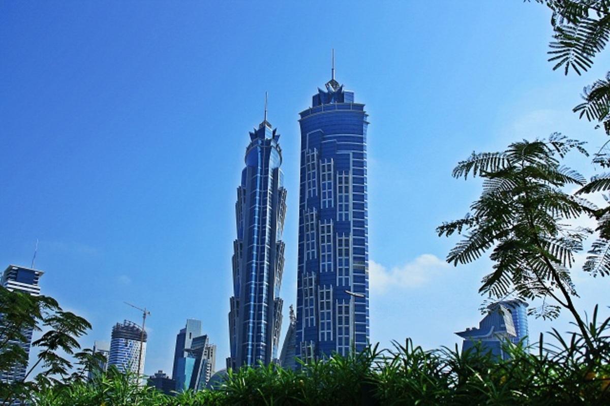 Αυτό είναι το ψηλότερο ξενοδοχείο στον κόσμο! (ΦΩΤΟ) | Newsit.gr