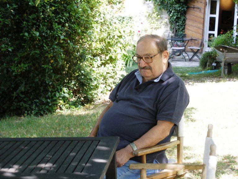 Ο Ουμπέρτο Έκο ανοίγει το σπίτι του και μιλά για όλα! | Newsit.gr
