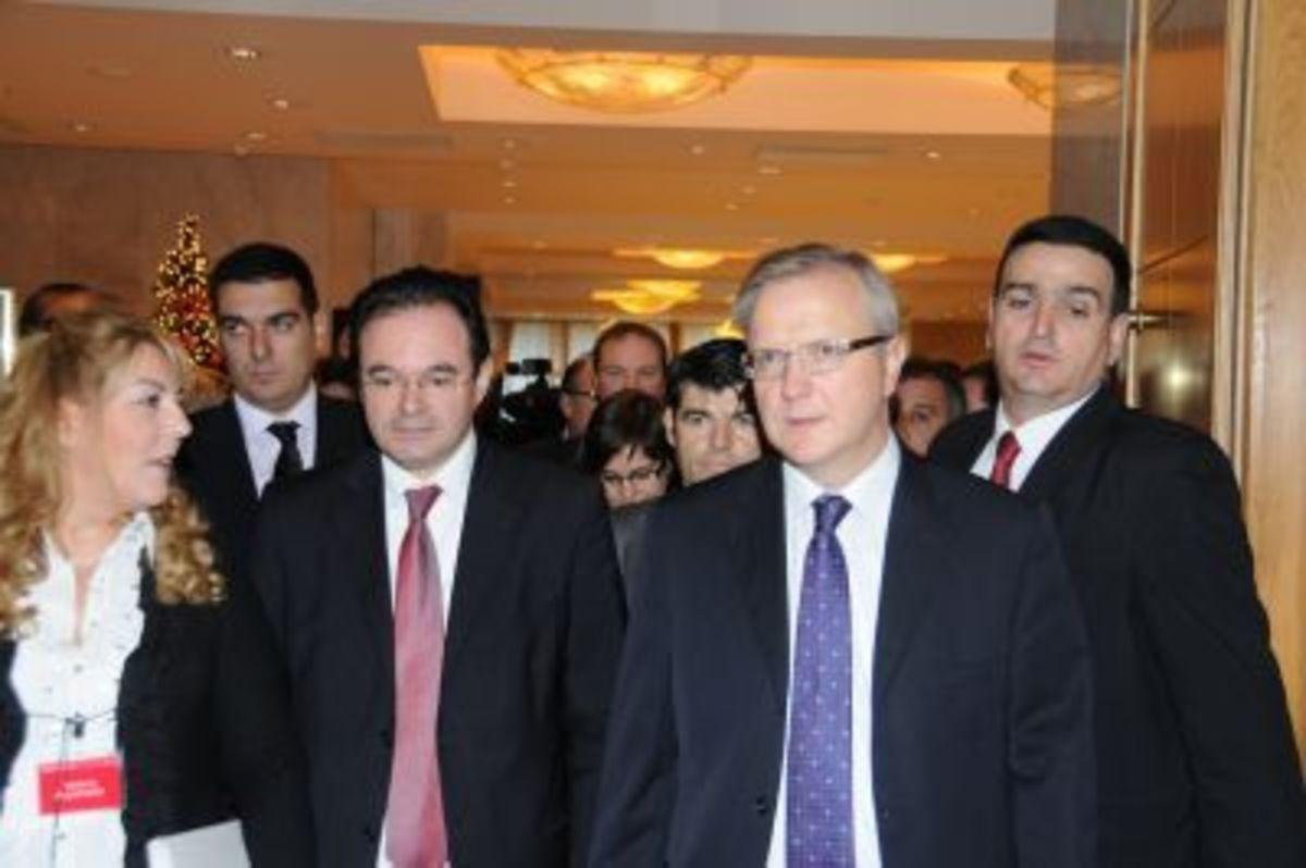 Όλι Ρεν : Αναβάλλεται για τον Ιανουάριο η έγκριση της επιμήκυνσης του δανείου   Newsit.gr