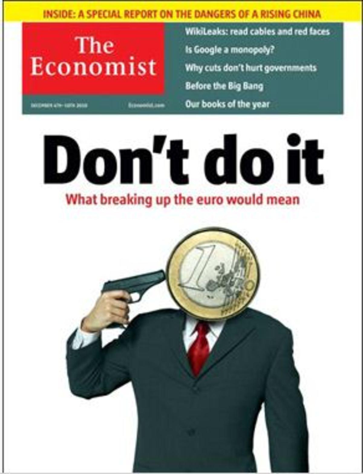 Economist:Να πως θα γλυτώσει η Ελλάδα | Newsit.gr