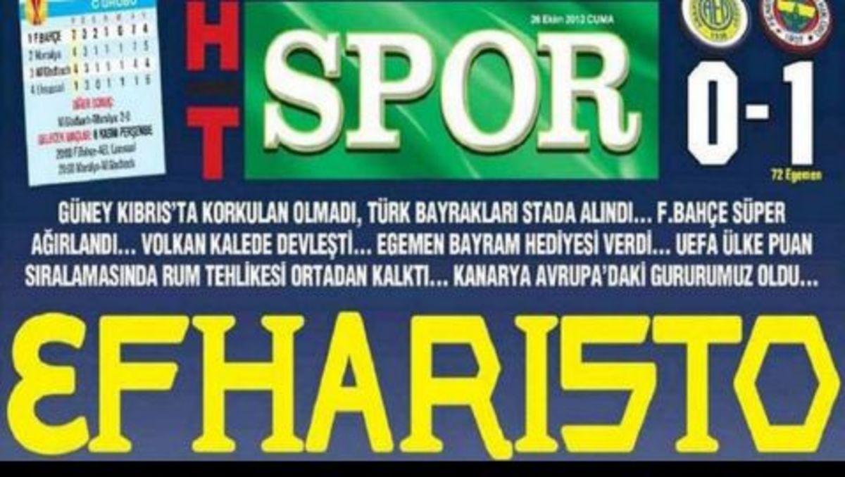 """Efharisto"" απ΄τους Τούρκους στην ΑΕ Λεμεσού | Newsit.gr"