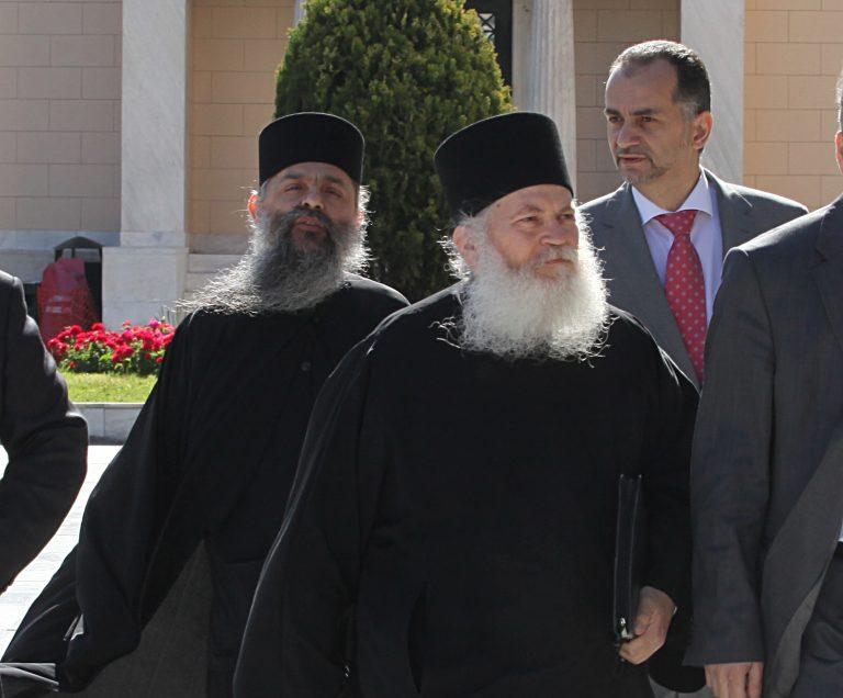 Αγωγή του Δημοσίου κατά της Μονής Βατοπεδίου   Newsit.gr