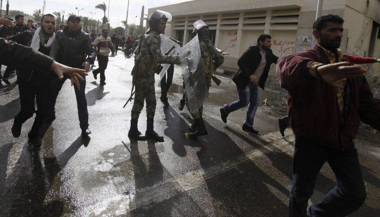 Νέα επεισόδια στο Πόρτ Σάιντ της Αιγύπτου   Newsit.gr