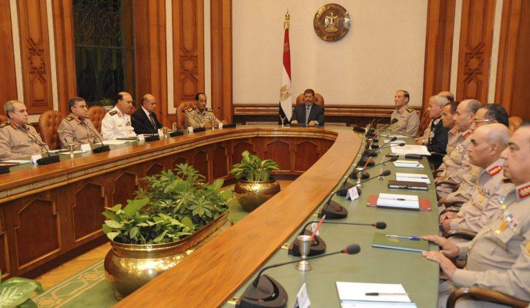 Αίγυπτος: Αποστρατεύθηκε ο στρατάρχης Ταντάουι   Newsit.gr