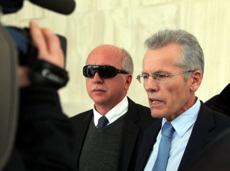 Να αντικατασταθούν Πεπόνης και Μουζακίτης ζητάει ο υπ.Δικαιοσύνης | Newsit.gr