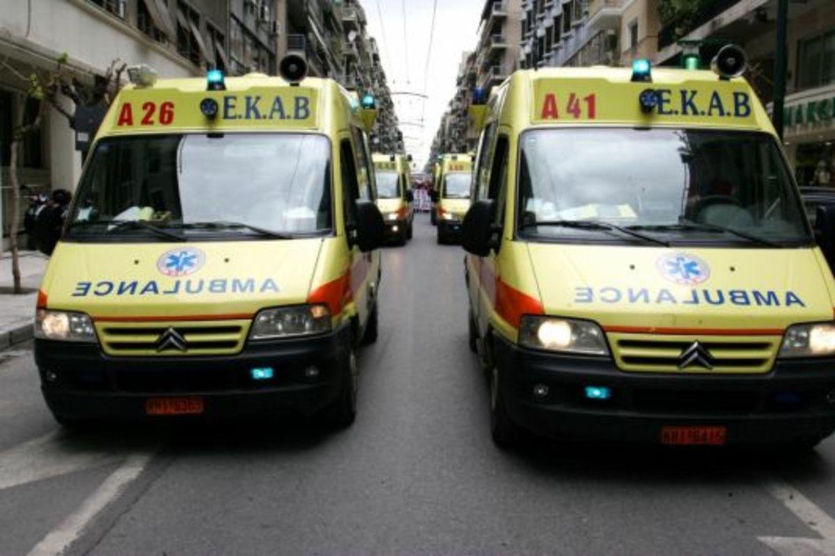 Χωρίς ασθενοφόρα από Δευτέρα και επ' αόριστον! | Newsit.gr