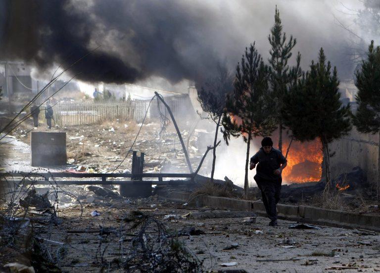 Αφγανιστάν: τουλάχιστον 15 νεκροί από έκρηξη   Newsit.gr