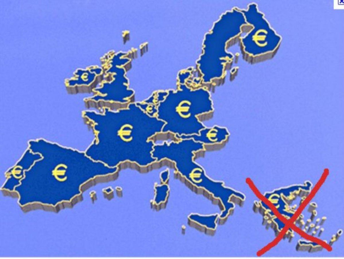 Σκοτώνονται στη Γερμανία για να μας διώξουν από το ευρώ   Newsit.gr