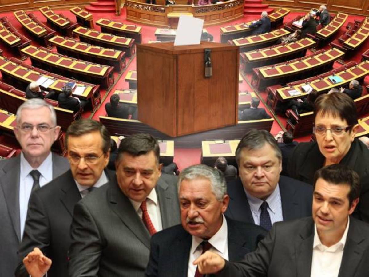 Τι ποσοστά »βλέπει» η τρόικα στις ελληνικές εκλογές | Newsit.gr