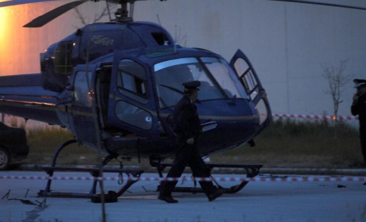 Βγήκε από τη φυλακή και άρχισε τις πρόβες με το ελικόπτερο!   Newsit.gr